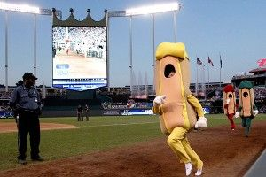 All-Star Game hot dog