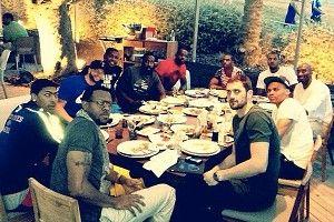 Team USA Dinner