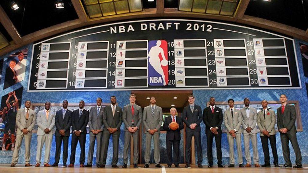 2012 Draft class