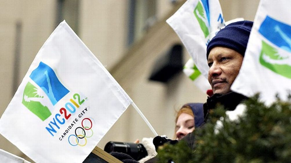 NYC Olympics