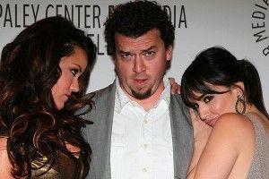 Katy Mixon, Danny McBride, Ana de la Reguera