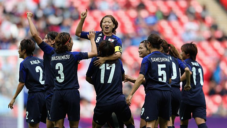 Japan women's soccer