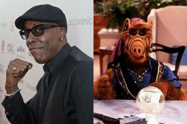 Arsenio Hall / ALF