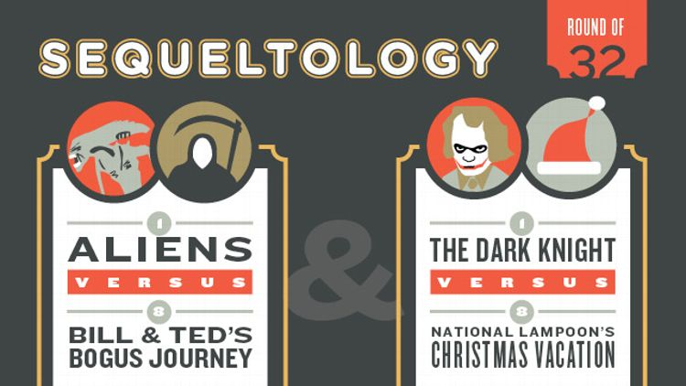 Sequeltology Round of 32