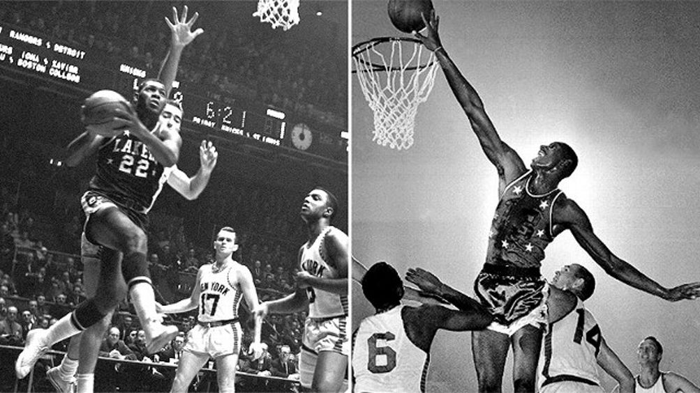 50bdf6f9e5f4 Wilt vs. Elgin  When Their World Was the Playground