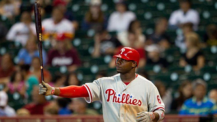 Philadelphia Phillies first baseman Ryan Howard