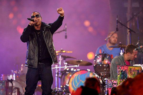 Jay-Z Paralympics Closing Ceremony
