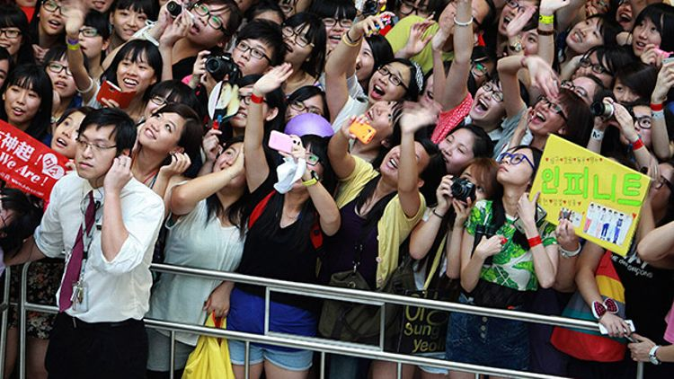 K-Pop Fans