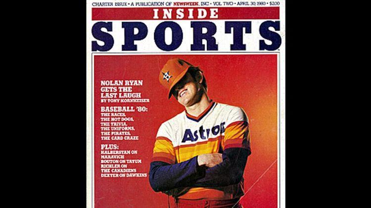 Inside Sports (Nolan Ryan)