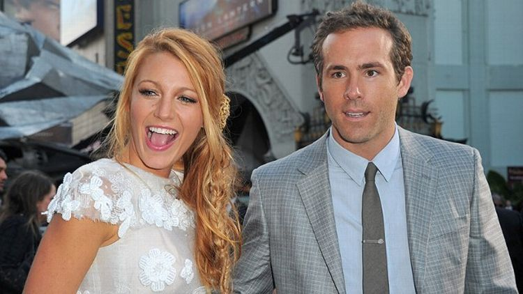 Blake Lively/Ryan Reynolds