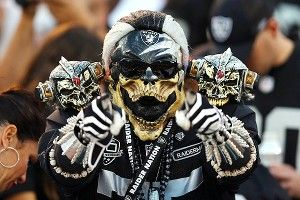 Raiders Fan