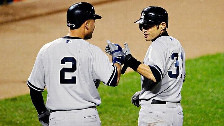 Jeter & Ichiro