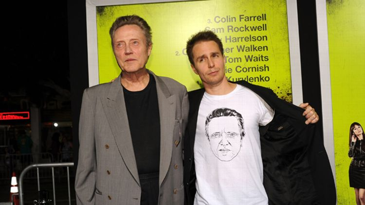 Walken and Rockwell