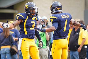 Stedman Bailey and Tavon Austin