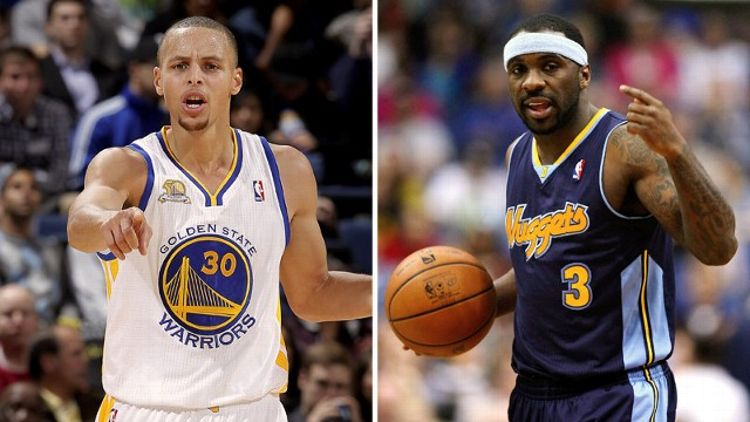 Stephen Curry, Ty Lawson