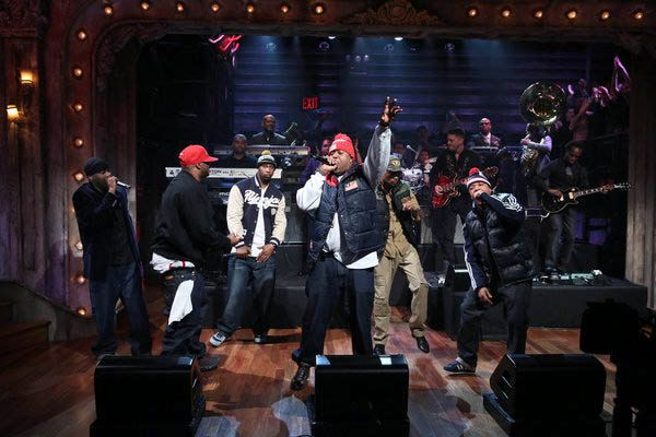 Wu Tang on Fallon