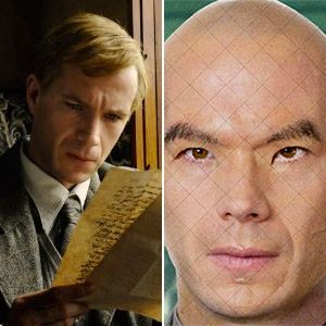 James D'Arcy in Cloud Atlas