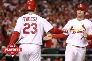 Matt Holliday, David Freese