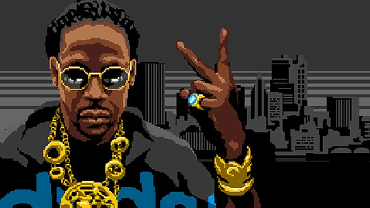 2 Chainz Live In Color