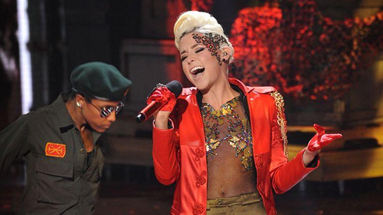 CeCe Frey, The X Factor