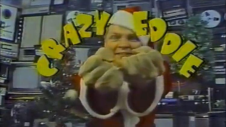 Crazy Eddie Christmas