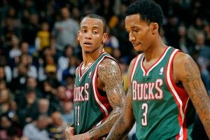 Monta Ellis, Brandon Jennings