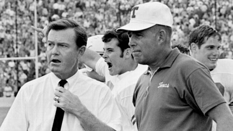 Darrell Royal, Emory Bellard