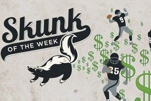Skunk of the Week