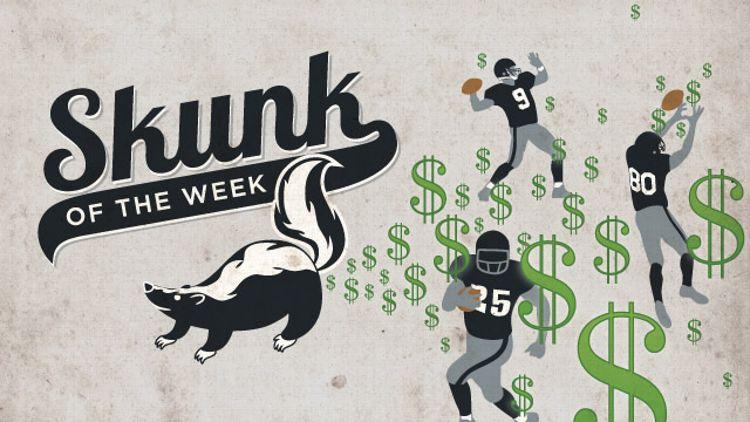 Skunk of the Week