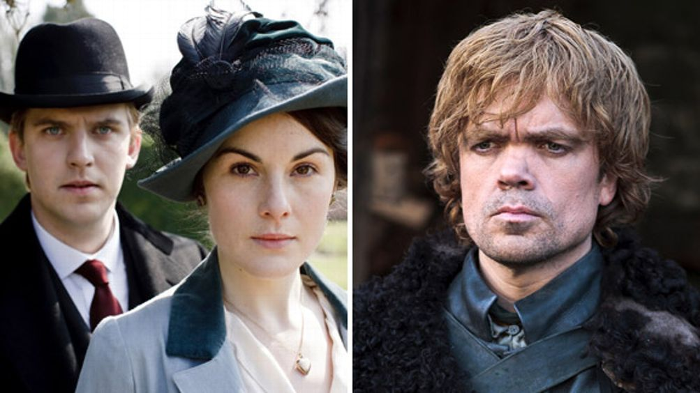 Downton Abbey and Game of Thrones