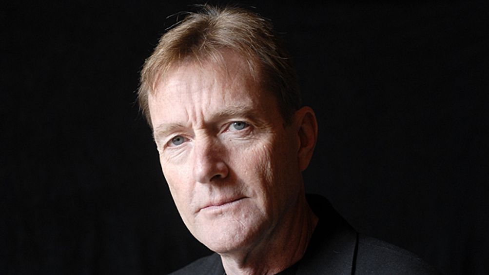 American writer Lee Child
