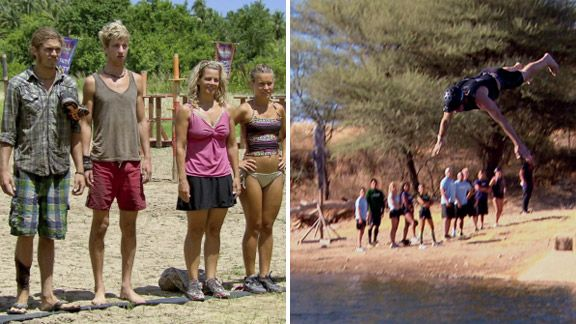 Survivor & The Challenge
