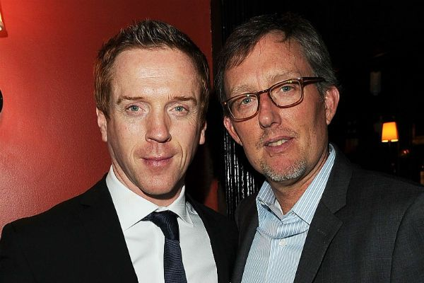 Damien Lewis and Alex Gansa