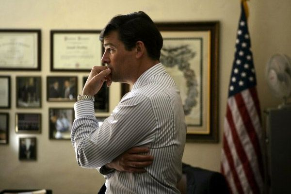 Kyle Chandler in Zero Dark Thirty