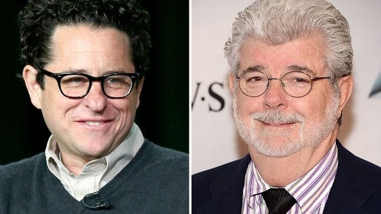 J.J. Abrams, and George Lucas