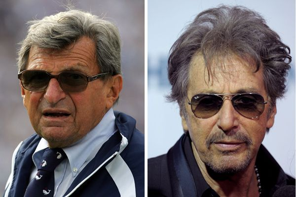 Paterno and Pacino