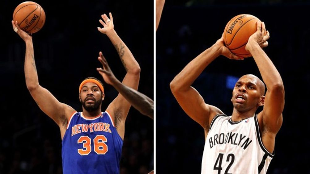 Rasheed Wallace, Jerry Stackhouse