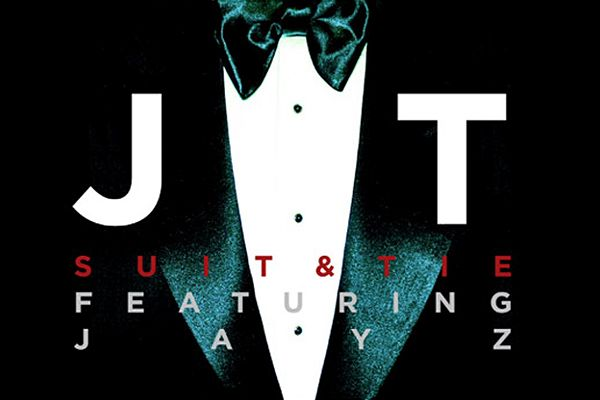 "Justin Timberlake, ""Suit and Tie"""