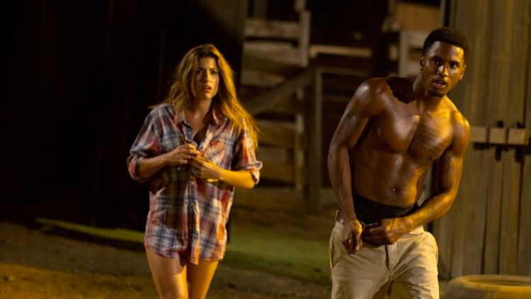 Trey Songz in Texas Chainsaw 3D
