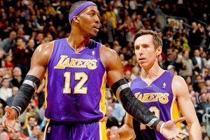 Dwight Howard, Steve Nash