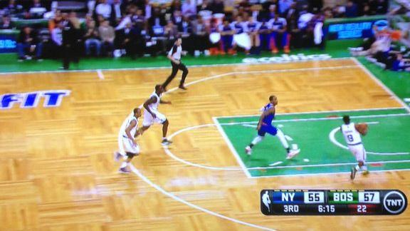 Knicks-Celtics