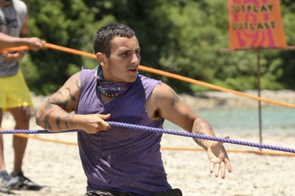 Survivor - Brandon Hantz