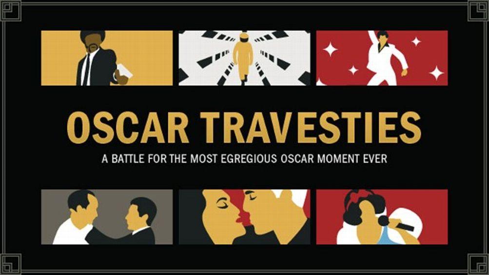 Oscar Bracket Header