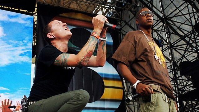 Linkin Park with Jay-Z
