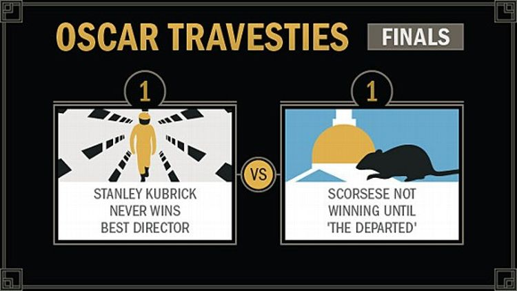 Oscar Travesties bracket final lead image