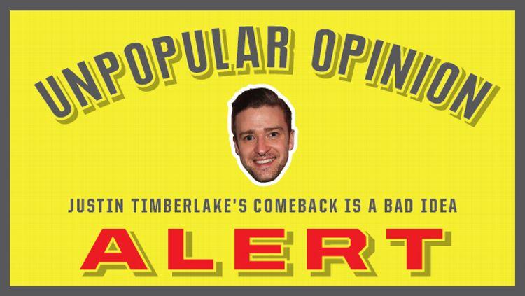 Unpopular Opinion Alert