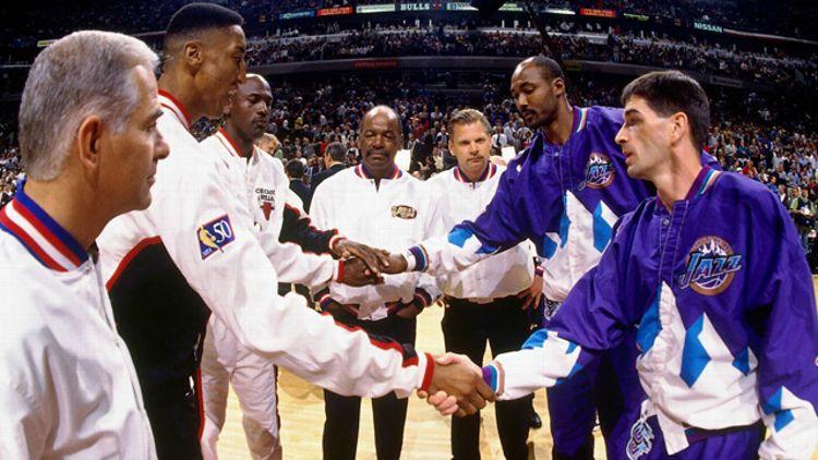 1997 NBA Finals