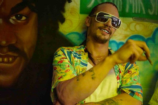 James Franco in 'Spring Breakers'