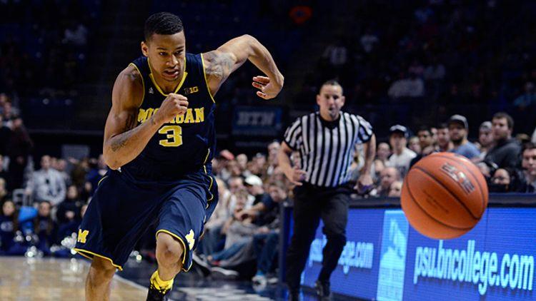 Michigan's Trey Burke