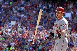 Los Angeles Angels' Josh Hamilton